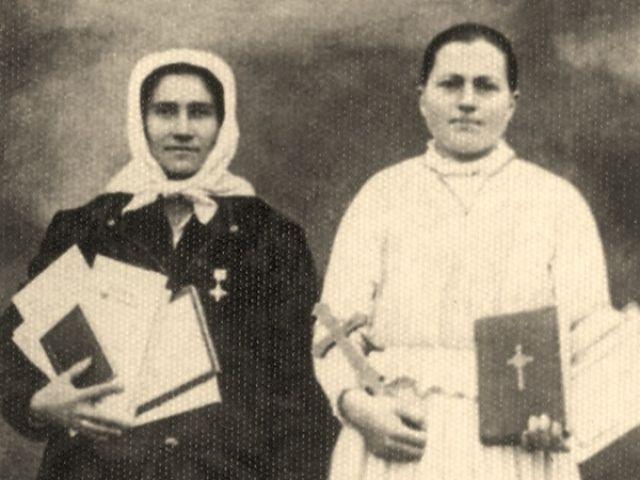 Scumpele noastre surori – Traian Dorz