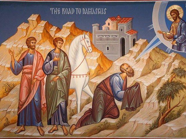 Întoarcerea lui Saul – Pr. Iosif Trifa