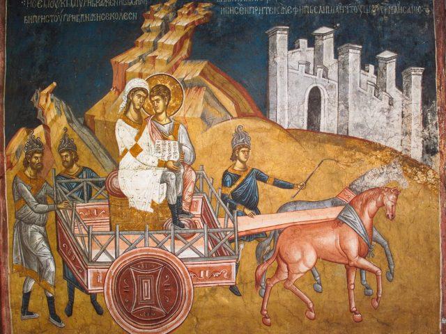 Un alt Saul pe drumul Damascului – Pr. Iosif Trifa
