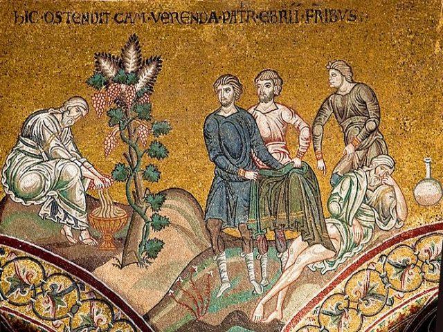 A băut Noe din vin – Pr. Iosif Trifa