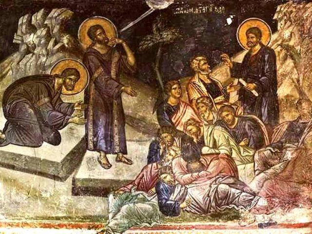 Iisus, Mijlocitor între noi și Dumnezeu – Pr. Iosif Trifa