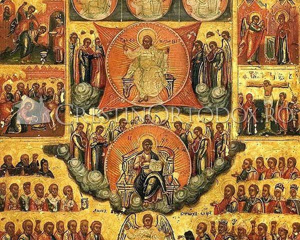 Duminica tuturor sfinților – Pr. Iosif Trifa