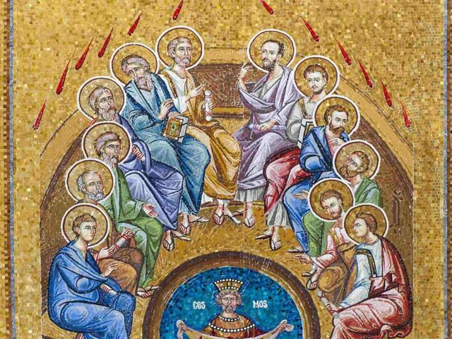 La Praznicul Pogorârii Duhului Sfânt (II) – Pr. Iosif Trifa