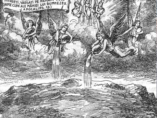 Cele șapte cupe – Pr. Iosif Trifa