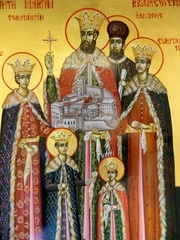 Sfinții martiri Brâncoveni – Arhim. Iuliu Scriban