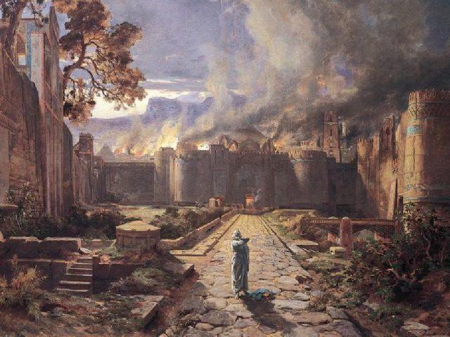 Sodoma și Gomora înainte de prăpăd – Pr. Iosif Trifa