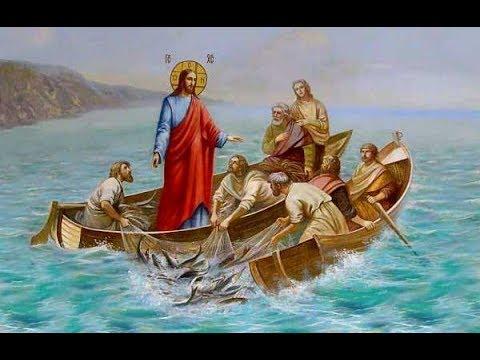 Pescuirea minunată – Pr. Iosif Trifa